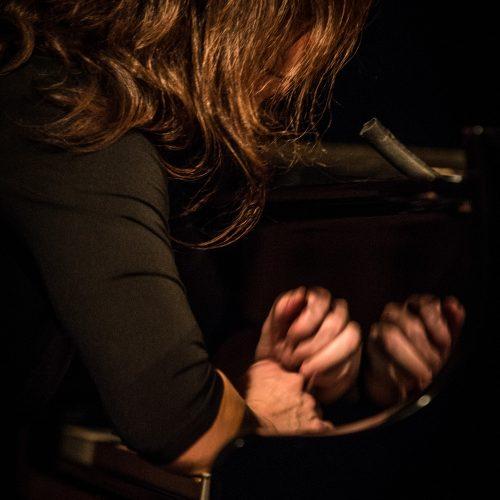 Jazz campus en Clunisois stage Sophie Agnel © Pierre Gondard