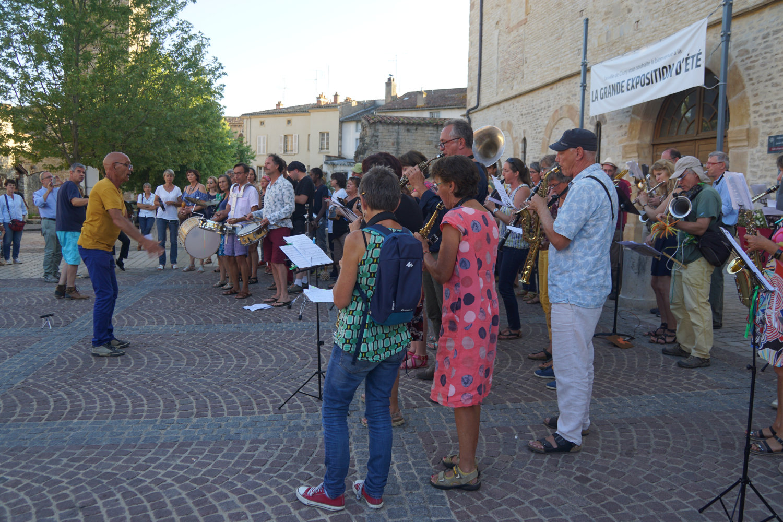 Festival Jazz Campus - stage - Photo Michalowicz
