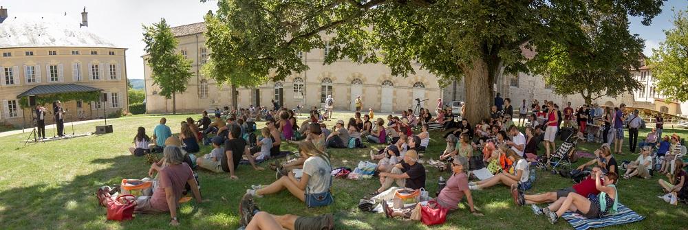 Concert pique-nique Jazz Campus 2015 cop MSalaun